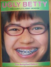 Ugly Betty - The Complete First Season (DVD, 2007, 6-Disc Set ~ The Bettyfied Ed