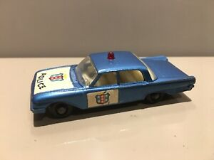 Matchbox Lesney No.55 1960's Ford Fairlane Great Stunning Example