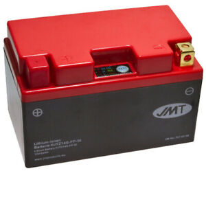 Motorrad Batterie JMT Lithium HJTZ14S-FP / YTZ14S, 12V|CCA:300A (150x87x93/110mm