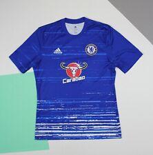 Chelsea FC 2016 - 2017 Pre-match Shirt Training Jersey Carabao (size M)