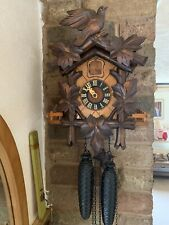 8 Day Black Forest Cuckoo Clock