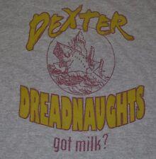 Dexter High School Dreadnaughts T Shirt Medium Michigan Washtenaw DHS