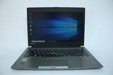 Ultrabook Laptop Toshiba Portege Z30 i5-4200U 4GB 128GB SSD Windows 10 WEBCAM
