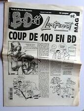BoDoi coup de 100 Bd Loisel Bourgeon Delaby Boucq Cabanes Druillet Juillard 2002