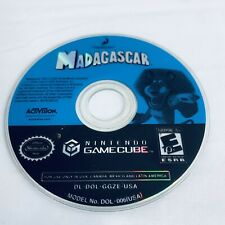 Madagascar (Nintendo GameCube, 2005) Disc Only Tested