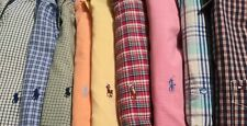 LOT OF 9 ~ POLO RALPH LAUREN (7), TOMMY HILFIGER (1), & Southern Tide (1) Shirts