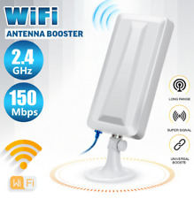 150Mbps Wireless Wifi Repeater Extender Signal Booster Outdoor Long Range USB