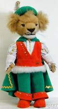 KOSEN Made in Germany NEW Fantasy Lion Prince Plush Toy in Period Costume