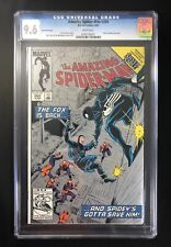 CGC 9.6 Amazing Spider-Man 265 1st Silver Sable Metallic 1992 2nd Printing 🔥