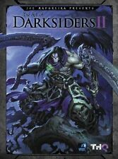 The Art of Darksiders II, Thq, Joe, Madureira, Joe, Thq, Good Book