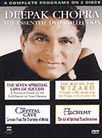 Deepak Chopra-The Essential DVD Collection by Joanna Cassidy, Deepak Chopra