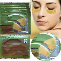 Crystal Collagen Anti-Ageing Anti-Wrinkle Deep Moisture Gold Eye Gel Patch Mask