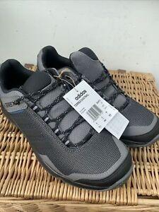 adidas Mens Terrex Eastrail GORE-TEX Walking Shoes - Grey Sports Outdoors Uk 8