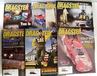 Lot of 7 National Dragster Weekly Magazines 2006 2007 2008