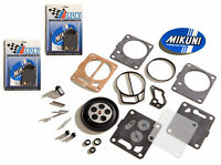Genuine Mikuni Dual Carb Carburetor Rebuild Kit Sea Doo GSI GTS GTI XP 717 720