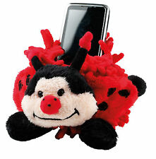 Aroma Home Mobile Phone Holder - Ladybird - Novelty Mobile Phone MP3 iPod Stand