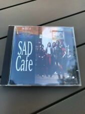 Sad Cafe - The Best Of Sad Cafe (CD 1994)