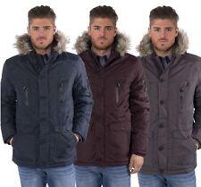 Kangol Fur Hooded Coats & Jackets for Men