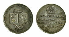 pcc1980_1) MILANO Francesco I (1815-1835) Medaglia del Giuramento 1815