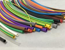 Ultimate Heat Shrink Tubing Kit 60 pc Colours 200mm Long HeatShrink Tube Sleeve