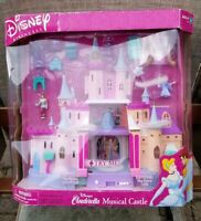 🎄🎁Disney Princess Cinderella Musical Castle 2002