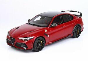 ALFA ROMEO Giulia GTA-M Rosso (BBR)  scala 1:18 [PREORDINE!!]