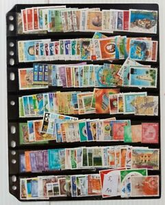 AOP Ceylon & Sri Lanka collection of 800 different stamps