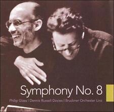 Philip Glass: Symphony No. 8 (CD, Jun-2006, Orange Mountain Music (USA))