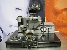 MICROTECH W/ BAUSCH LOMB STEREO MICROSCOPE HEAD ENGINEERING LAB CASCADE