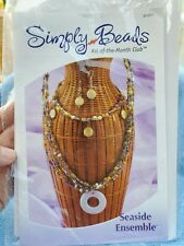 Simply Beads Kit-of-the-Month Club - Seaside Ensemble