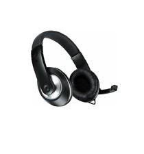 Speedlink Stereo Headset Kopfhörer Mikrofon 2 x 3,5mm Klinke für PC Homeoffice