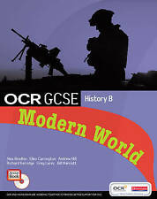 GCSE OCR B: Modern World History Student Book and CD-ROM: Student Book by Alex B