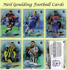 Topps CHROME PREMIER LEAGUE 2018-2019 ☆ REFRACTOR PARALLEL CARDS ☆ #1 to #100
