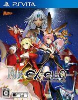 USED PS Vita Fate / EXTELLA PSV 02571 JAPAN IMPORT