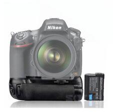 NEW MB-D12 Battery Pack Grip for NIKON D800 D800E D810 Camera & EN- EL15 Battery