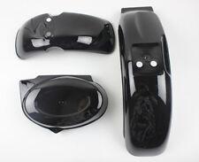 pages couvercle noir original side panel Convient pour Honda Monkey z50 Gorille