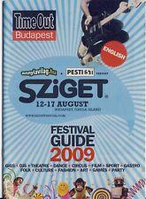 SZIGET FESTIVAL 2009 - FESTIVAL GUIDE - DTH - FATBOY SLIM - PRODIGY - PENDULUM