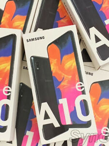 New Samsung Galaxy A10e (UNLOCKED) GSM 32GB T-MOBILE AT&T - Black