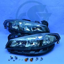 2x Scheinwerfer Renault Laguna 2 links + rechts 8x Leuchtmittel Facelift 05-07