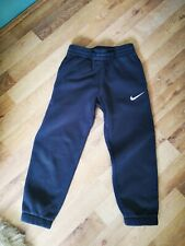Boys Nike navy blue Joggers Age 5/6 Years