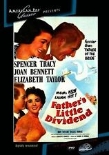 Father's Little Dividend (Spencer Tracy) - Region Free DVD - Sealed