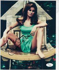 Raquel Welch - Autograph authenticated by JSA Authentication