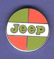 KAISER JEEP HAT PIN LAPEL PIN TIE TAC ENAMEL BADGE #1209