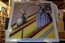Black Sabbath Technical Ecstasy LP sealed 180 gm vinyl Re reissue
