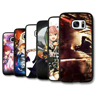 PIN-1 Anime Fate/Stay Night Fate/Zero Deluxe Phone Case Cover Skin for Samsung