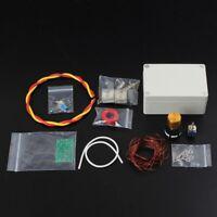 QRP manual Antenna Tuner Tune Diy Kit 1-30Mhz led VSWR For HAM RADIO * CW Q9 BNC