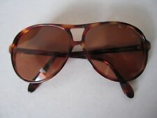 Vintage Serengeti Drivers 5323R Corning Optics Tortoise Shell Frames Glasses WOW
