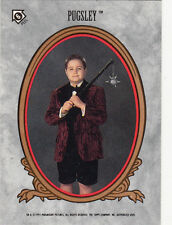 1991 TOPPS THE ADDAMS FAMILY STICKER CARD #6 PUGSLEY