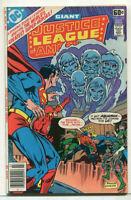 Justice League Of America #156 VF/ NM  DC Comics CBX1Z