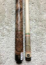 """IN STOCK, McDermott G339 """"Grizzly Bear"""" Pool Cue w/ 12.5 G-Core Shaft, FREE CASE"""